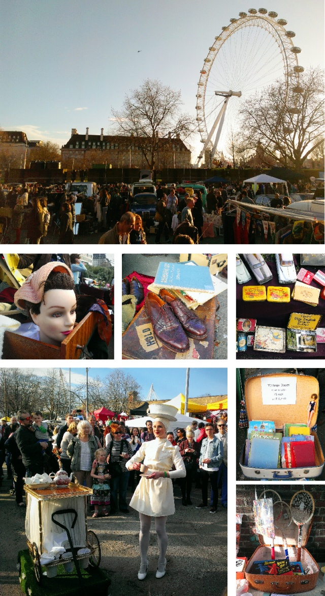 South Bank Car Boot Sale-02